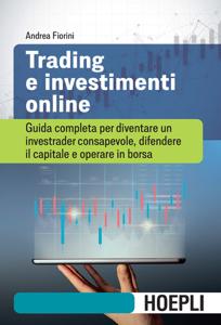 Trading e investimenti online Libro Cover