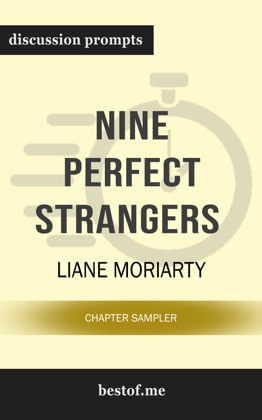Nine Perfect Strangers by Liane Moriarty (Discussion Prompts) image