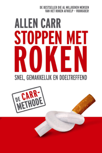 Stoppen met roken Boekomslag