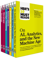 Harvard Business Review, Michael E. Porter, Clayton M. Christensen, Rita Gunther McGrath & Thomas H. Davenport - HBR's 10 Must Reads on Technology and Strategy Collection (7 Books) artwork