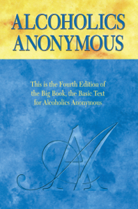 Alcoholics Anonymous, Fourth Edition Book Cover