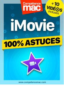 iMovie pour macOS - 100% Astuces Couverture de livre