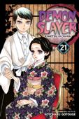 Demon Slayer: Kimetsu no Yaiba, Vol. 21 Book Cover