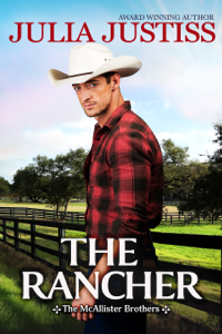 The Rancher Book Cover