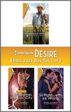 Harlequin Desire April 2021 - Box 1 Of 2