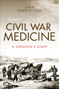 Civil War Medicine Book Cover