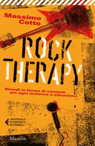 Rock Therapy Copertina del libro