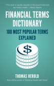 Financial Terms Dictionary - 100 Most Popular Terms Explained