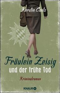 Fräulein Zeisig und der frühe Tod di Kerstin Cantz Copertina del libro