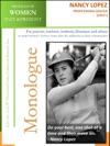 Profiles Of Women Past  Present Nancy Lopez Professional Golfer 1957-
