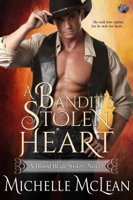 Michelle McLean - A Bandit's Stolen Heart artwork