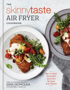 The Skinnytaste Air Fryer Cookbook Boekomslag