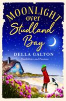 Della Galton - Moonlight Over Studland Bay artwork