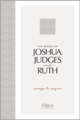 The Books of Joshua, Judges, and Ruth Book Cover