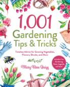 1,001 Gardening Tips & Tricks Book Cover