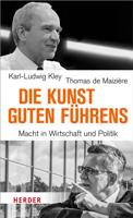 Dr. Thomas de Maizière & Karl-Ludwig Kley - Die Kunst guten Führens artwork
