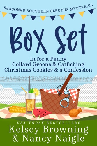 Seasoned Southern Sleuths Cozy Mystery Box Set 1 E-Book Download