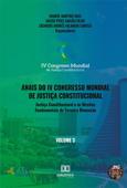 Anais do IV Congresso Mundial de Justiça Constitucional - Volume 3 Book Cover