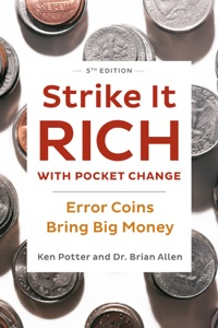 Strike It Rich with Pocket Change Book Cover