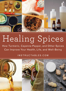 Healing Spices Book Cover