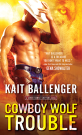 Cowboy Wolf Trouble book