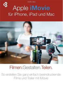 Apple iMovie Buch-Cover