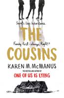 Karen M. McManus - The Cousins artwork