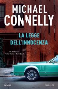 La legge dell'innocenza da Michael Connelly Copertina del libro
