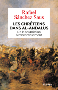 Les chrétiens dans al-Andalus La couverture du livre martien