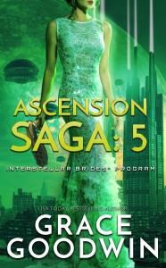 Ascension Saga: 5 Book Cover