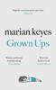 Marian Keyes - Grown Ups artwork