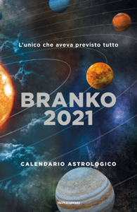 Calendario Astrologico 2021 Book Cover