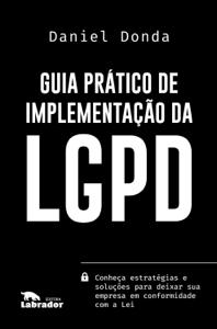 Guia prático de implementação da LGPD Capa de livro