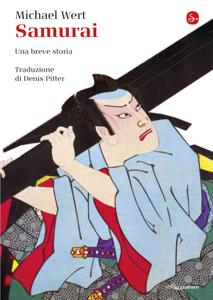 Samurai Copertina del libro