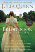 Bridgerton Collection Volume 1 Book Cover