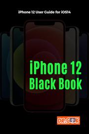 iPhone 12 Black Book