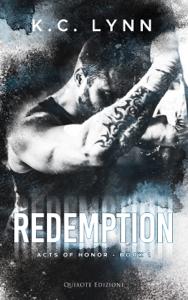 Redemption Copertina del libro
