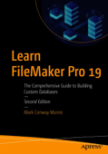 Learn FileMaker Pro 19 Book Cover