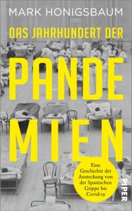 Das Jahrhundert der Pandemien Buch-Cover
