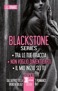 Blackstone Series di JL Drake Copertina del libro