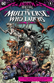 Dark Nights: Death Metal The Multiverse Who Laughs (2020-) #1