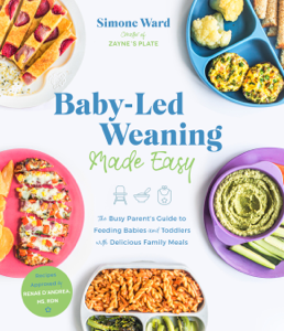 Baby-Led Weaning Made Easy Copertina del libro