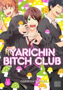 Yarichin Bitch Club, Vol. 1 Book Cover