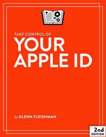 Take Control of Your Apple ID, Second Edition