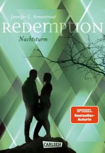 Redemption. Nachtsturm (Revenge 3) Buch-Cover