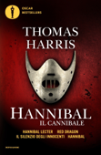 Hannibal il cannibale Book Cover