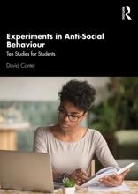 Experiments In Anti-Social Behaviour