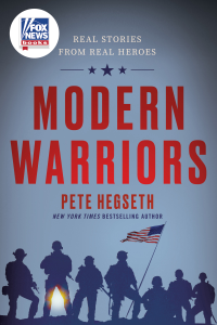Modern Warriors Book Cover