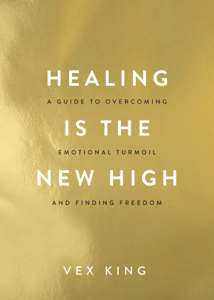 Healing Is the New High Libro Cover