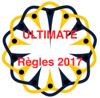 Stéphane Veireman, World Flying Disc Federation & Romain Bellon - Ultimate - Règlement 2017 - WFDF artwork